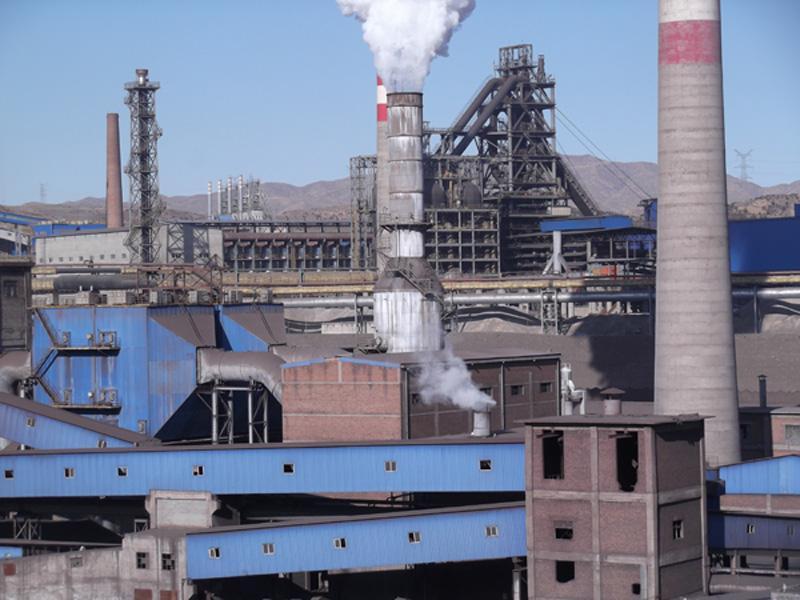 钢铁烧结烟气SCR脱硝技术探讨