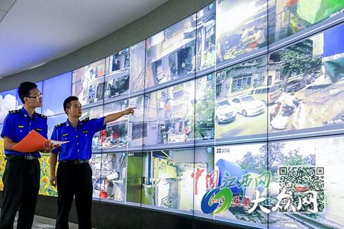东湖区智能环保远程监测体系投运实时收集扬尘、噪声、油烟数据