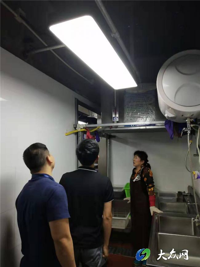 """南京未来科技城扎实开展""""环保油""""专项整治行动"""